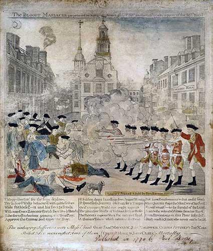 1700's Tragedy