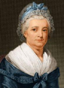 Martha Custis